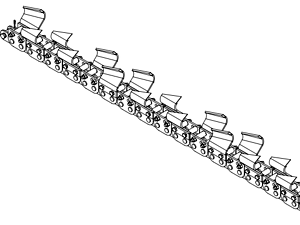 Standard Cup Chain